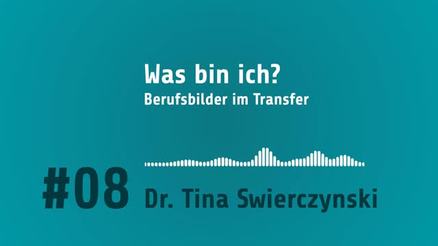 Was bin ich? - Der Podcast zu Berufsbildern im Transfer