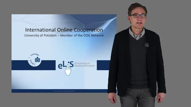 Guest Lecture: Internationale Online Kooperation