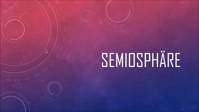 Semiosphäre (Podcast)