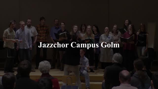 Jazzchor Campus Golm - Vorstellung 2020
